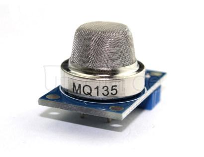 MQ-135 Air Quality Detection Module for Harmful Gas The MQ-135 Air Quality Detection Module Sensitive for benzene, alcohol, smoke