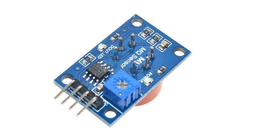 MQ-3 Ethanol Sensor Module Alcohol Detection