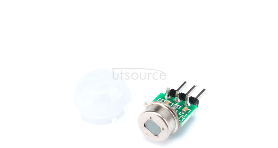 PIR Motion Sensor Human Infrared Sensor Module