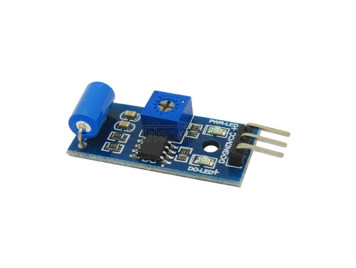 SW-420 Normally Closed Vibration Sensor Module