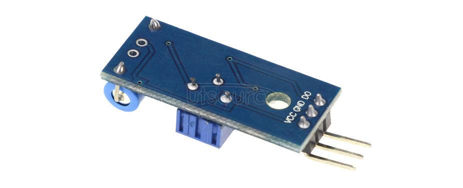 SW-420 Normally Closed Vibration Sensor Module