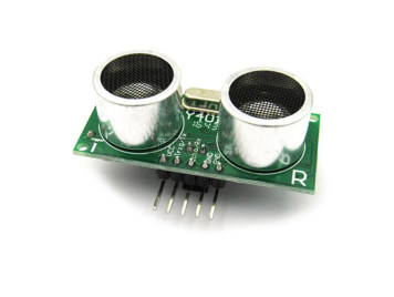 US-100 Temperature Compensation Double Moding Ultrasonic Distance Sensor Module