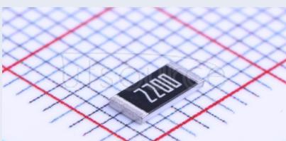 2010 Chip Resistor 1% 1/2W 220R