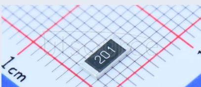 2010 Chip Resistor 5% 1/2W 200R