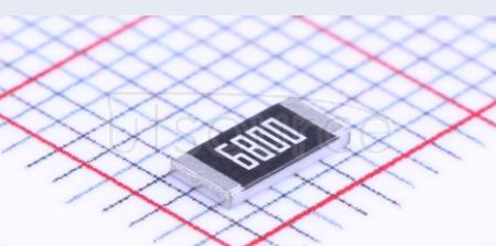 2010 Chip Resistor 1% 1/2W 680R
