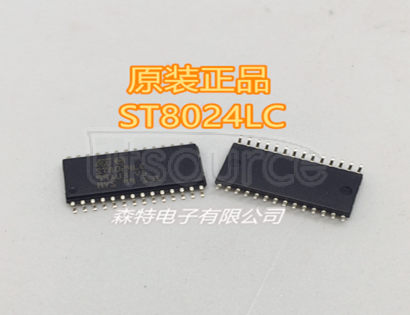 ST8024LCDR IC INTERFACE SPECIALIZED 28SO