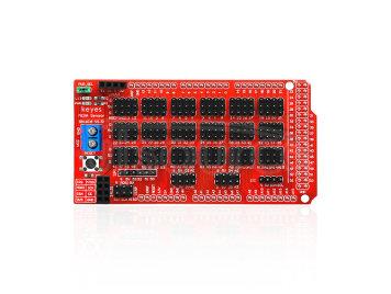 keyes MEGA 2560 Sensor Prototype Red Shield  Environmental Friendly