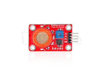 keyes MQ-3 Alcohol Sensor (with soldering pad-hole)