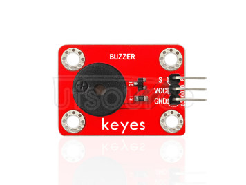 keyes Passive Buzzer Module (with soldering pad-hole)