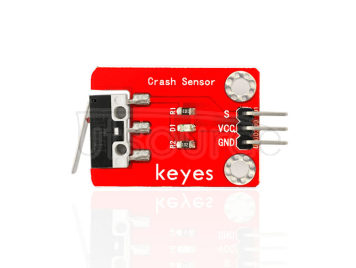 keyes Collision Sensor  (with soldering pad-hole)