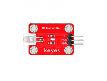 keyes IR Transmitter Sensor  (with soldering pad-hole)