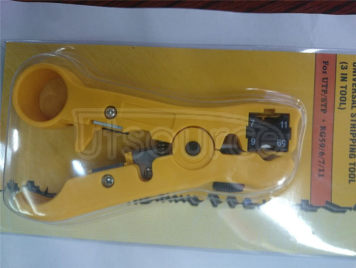 High quality multi-function stripping knife cable Coaxial cable stripping stripping pliers