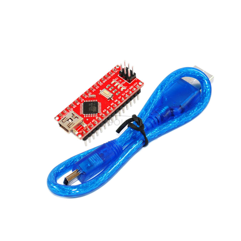 KEYES CH340 Nano 3.0 compatible with Arduino USB cable included