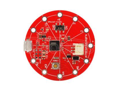 Wearable LilyPad Arduino USB-ATmega32U4 microcontroller development board