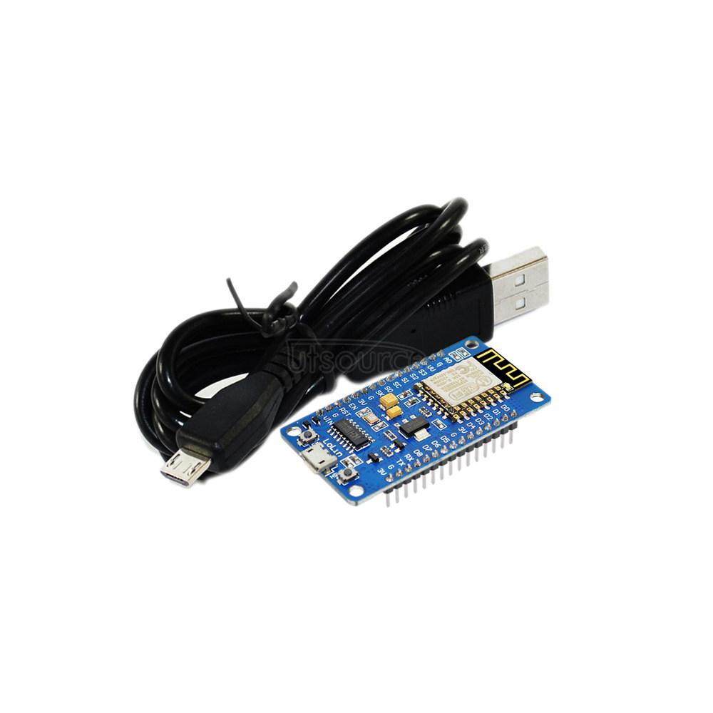 NodeMCU Lua WiFi developemnt board ESP8266 serial WiFi module ESP-12F IoT