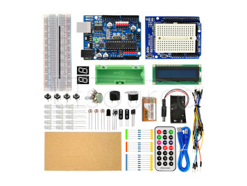 Development board learning suite Arduino entry learning suite awesome board based on