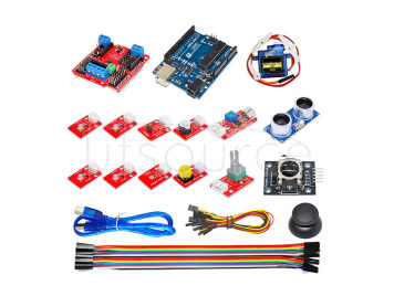 New! Ardublock graphical programmin glearning kit zero basics Arduino