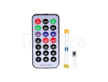 Arduino infrared remote control suite 01 white