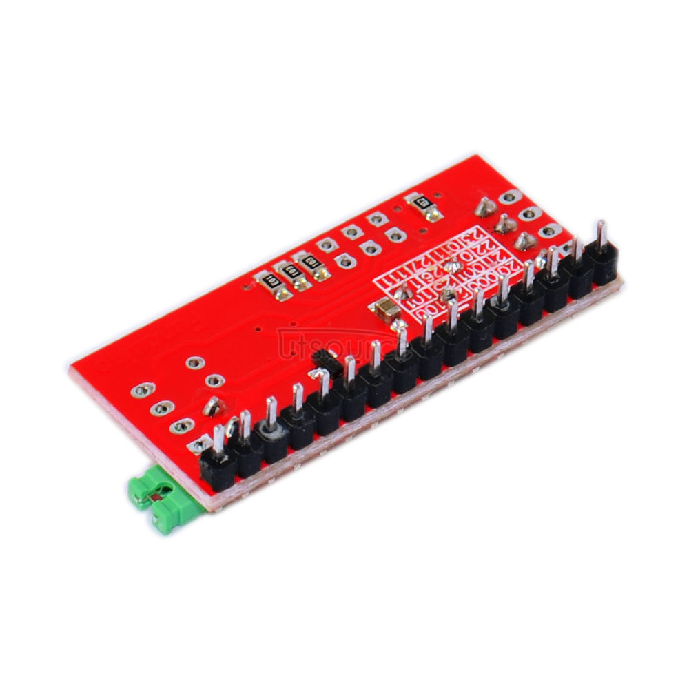 Arduino IIC/I2C/interface LCD1602 pinboard/Arduino  function library for free