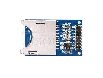 SD card module, Arduino microcontroller