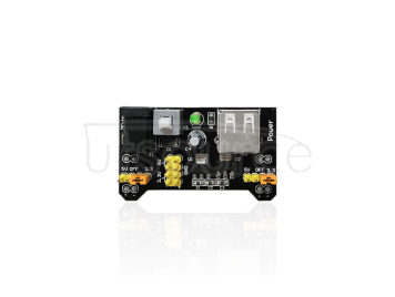 power module exclusive for breadboard/black breadboard power module(excluding breadboard)