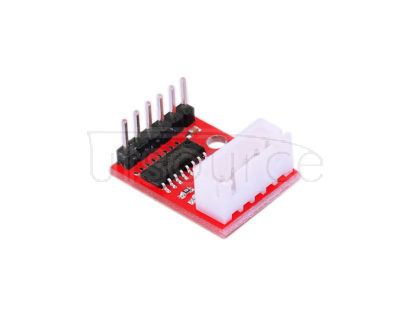 Red Board ULN2003 Stepper Motor Driver Board / Five Line Four Phase / Stepper Motor Driving Module