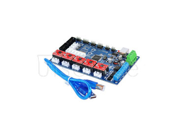 KEYES 3D printer control board MKS Gen V1.2(with USB line, equipped with A4988)