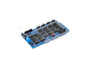 Arduino MEGA Sensor Expansion Board V1.1(containing Xbee wireless data transmission bluetooth serial SD interface)