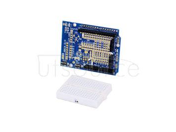 Arduino Proto Shield expansion board with MINI breadboard