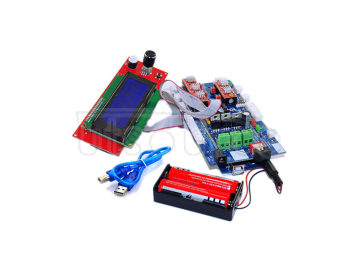3D control board kit(3D1.57+3D2004+4988+2560R3)<with cooling fin+rotating cap>