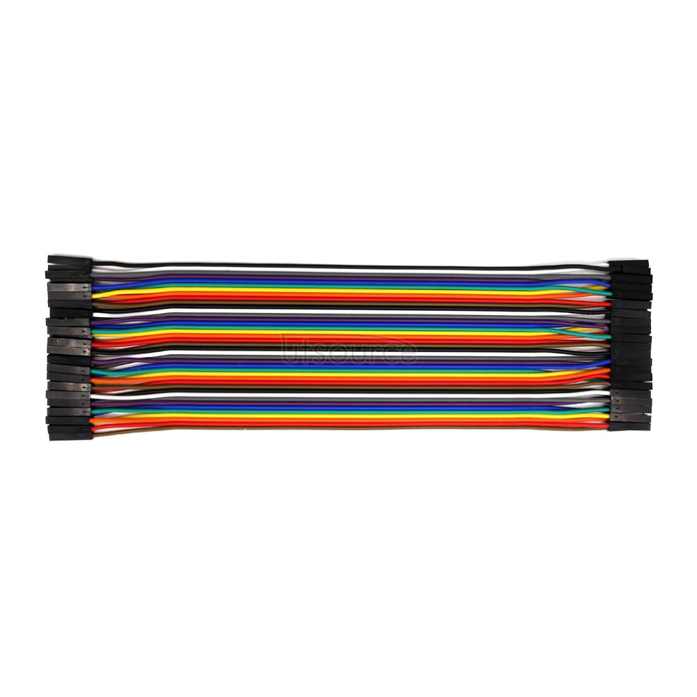 Wire harness dupont line 40p double slider 1p long 20cm 12 high quality copper wire