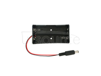 18650 double-cell/15cm cord exposure/double-cell box/18650 box/battery box