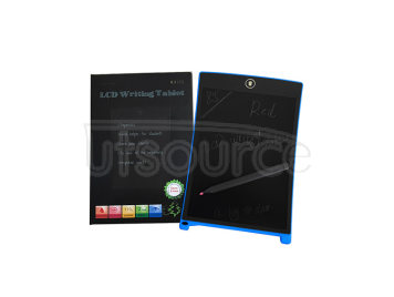 Magnet LCD Writing Tablet/Electronic Drawing Board/touchscreen 8.5inch—blue