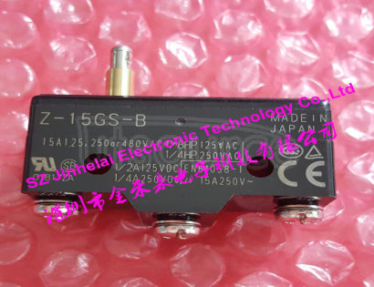 100%New and original OMRON Micro switch Z-15GS-B 100%New and original OMRON Micro switch Z-15GS-B. MADE IN JAPAN