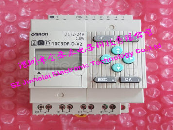 ZEN-10C3DR-D-V2 New and original OMRON Programmable relay 12-24VDC