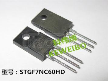 STGF7NC60HD