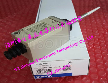 New and original OMRON LIMIT SWITCH  HL-5300 MADE IN CHINA