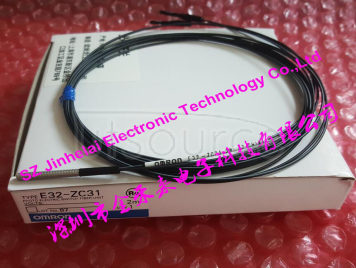 New and original E32-ZC31  2M  OMRON  PHOTOELECTRIC SWITCH FIBER UNIT