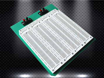 The syb-500 composite bread board (4 combo sets) universal board.