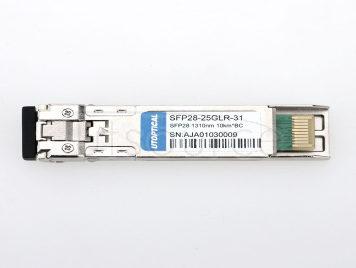 Brocade 25G-SFP28-LR Compatible 25G SFP28 1310nm 10km DOM Transceiver