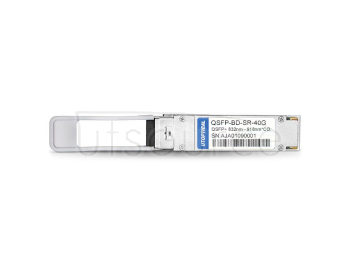Cisco QSFP-40G-SR-BD Compatible 40GBASE-SR Bi-Directional Duplex LC Transceiver Module
