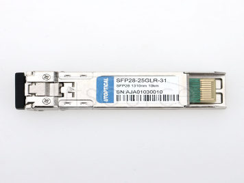 Generic Compatible 25G SFP28 1310nm 10km DOM Transceiver