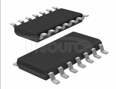 Logic integrated circuit 74HC14D IC INVERTER SCHMITT 6CH 14SO