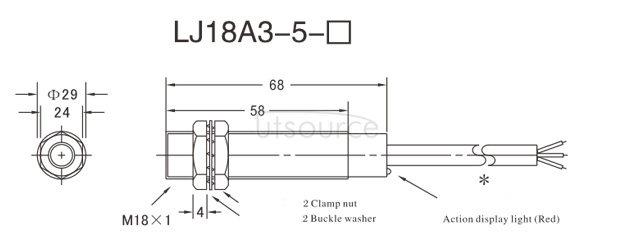 LJ18A3-5-Z/BX
