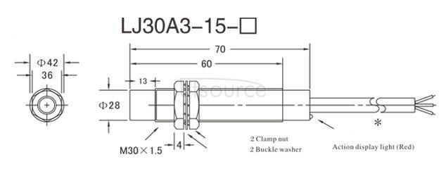 LJ30A3-15-Z/AY