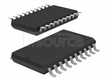 The integrated circuit 74HC573D
