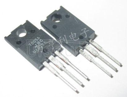 NJM7805FA IC REG LINEAR 5V 1.5A TO220F