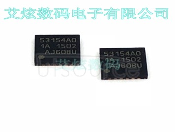 SI53154-A01AGM SI53154 QFN24 Clock / Timer Clock Buffer