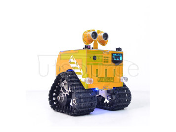 WULI Bot Programmable Robot Video Version