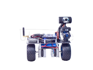 STM32 Wifi Video Robot